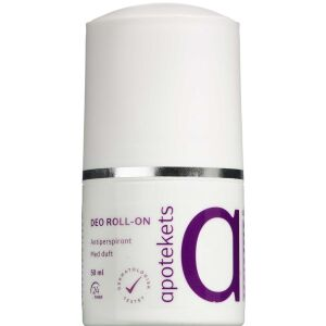 Køb Apotekets Deo Roll-on lilla 50 ml online hos apotekeren.dk