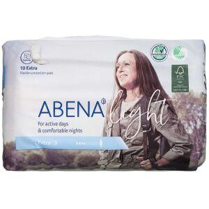Køb Abena Light Extra bind 10 stk. online hos apotekeren.dk