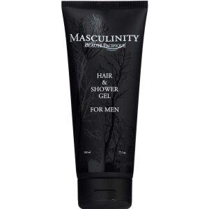 Køb Beauté Pacifique Masculinity Hair & Shower Gel 200 ml online hos apotekeren.dk