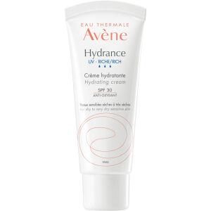 Køb Avène Hydrance UV Rich 40 ml online hos apotekeren.dk