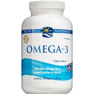 Køb Nordic Naturals Omega-3 180 stk. online hos apotekeren.dk
