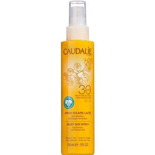Køb Caudalíe Milky Sun Spray SPF30 150 ml online hos apotekeren.dk