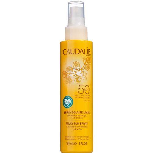 Køb Caudalíe Milky Sun Milky Sun Spray SPF50 150 ml online hos apotekeren.dk
