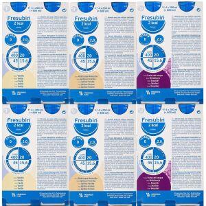 Køb Fresubin 2 kcal Drink mix 6 x 4 x 200 ml online hos apotekeren.dk