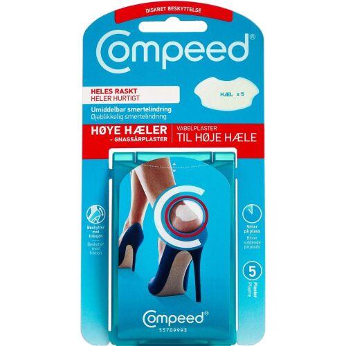 Køb Compeed High Heel Vabelplaster 5 stk. online hos apotekeren.dk