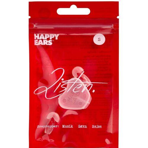 Køb Happy Ears ørepropper small 1 par online hos apotekeren.dk
