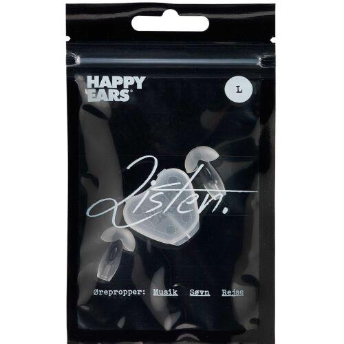 Køb Happy Ears ørepropper large 1 par online hos apotekeren.dk