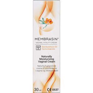 Køb Membrasin Vaginal Vitality creme 30 ml online hos apotekeren.dk
