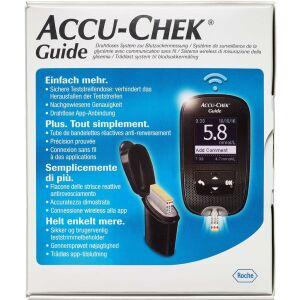 Køb Accu-Check Guide blodsukkerapparat 1 stk. online hos apotekeren.dk