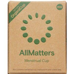Køb OrganiCup Size Mini 1 stk. online hos apotekeren.dk