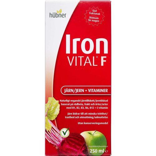 Køb Iron Vital F 250 ml online hos apotekeren.dk
