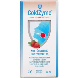 Køb Coldzyme Strawberry 20 ml online hos apotekeren.dk