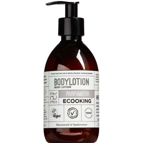 Køb Ecooking Bodylotion 300 ml online hos apotekeren.dk