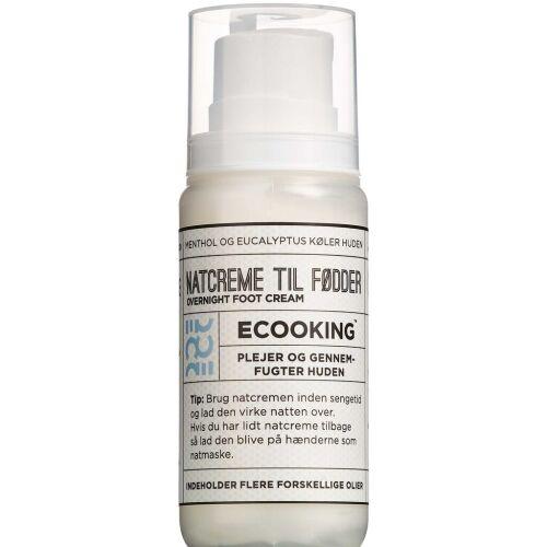 Køb Ecooking Natcreme til fødder 100 ml online hos apotekeren.dk
