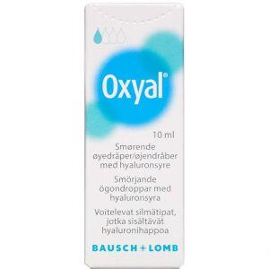 Køb Oxyal øjendråber 10 ml online hos apotekeren.dk