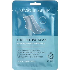 Køb Masque Me Up Foot Peeling Mask 1 par online hos apotekeren.dk