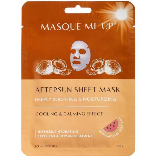 Køb Masque Me Up Aftersun Sheet Mask 1 stk. online hos apotekeren.dk
