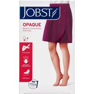 Køb Jobst Opaque kompressionsstrømpe black str. S 1 par online hos apotekeren.dk