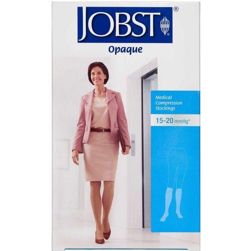 Køb Jobst Opaque kompressionsstrømpe str. L 1 par online hos apotekeren.dk
