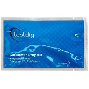 Køb Testdig COT Nikotintest 1 stk. online hos apotekeren.dk