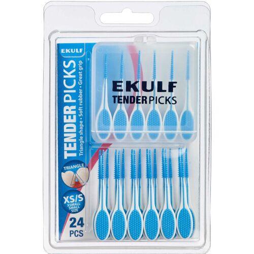 Køb EKULF TenderPicks X-small/small 24 stk. online hos apotekeren.dk