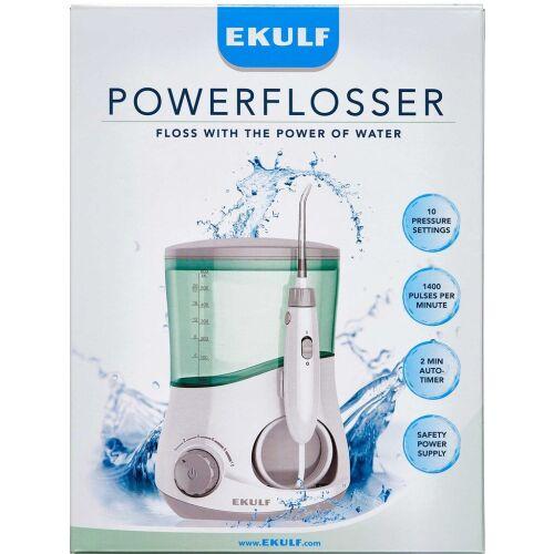Køb Ekulf Powerflosser 1 stk. online hos apotekeren.dk