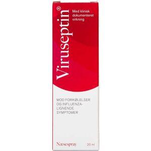 Køb Viruseptin Næsespray 20 ml online hos apotekeren.dk