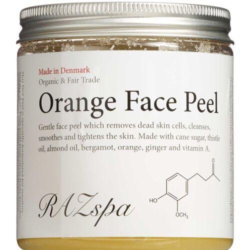 Køb RAZspa Orange Face Peel 200 gram online hos apotekeren.dk
