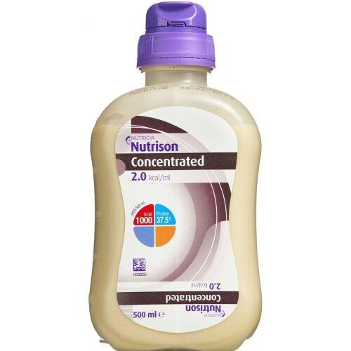 Køb Nutrison Concentrated 12 x 500 ml online hos apotekeren.dk