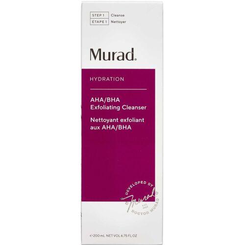 Køb Murad Hydration AHA/BHA Exfoliating Cleanser 200 ml online hos apotekeren.dk