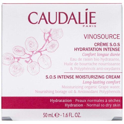 Køb Caudalíe Vinosource SOS Cream 50 ml online hos apotekeren.dk