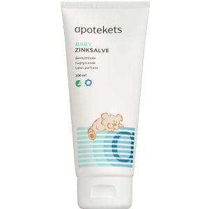 Køb Apotekets Baby Zinksalve 100 ml online hos apotekeren.dk
