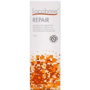 Køb Locobase Repair specalcreme til meget tør hud 100 g online hos apotekeren.dk