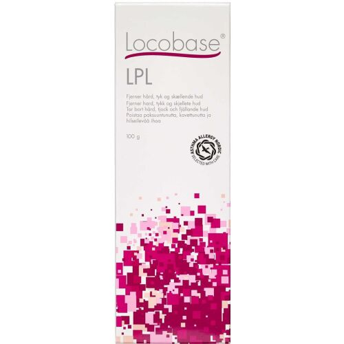 Køb Locobase LPL 100 g online hos apotekeren.dk