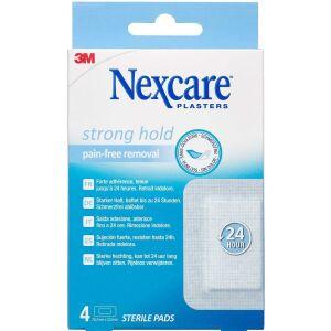 Køb 3M Nexcare Strong Hold Pads 4 stk. online hos apotekeren.dk