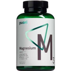 Køb Puori M3 Magnesium 120 stk. online hos apotekeren.dk
