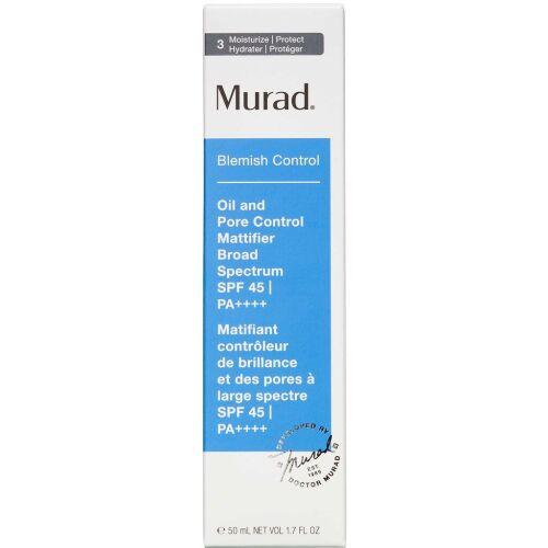 Køb Murad BC Oil Control Mat.SPF 45 50 ml online hos apotekeren.dk