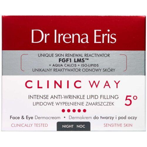 Køb Clinic Way 5 Face and Eye Night 50 ml. online hos apotekeren.dk