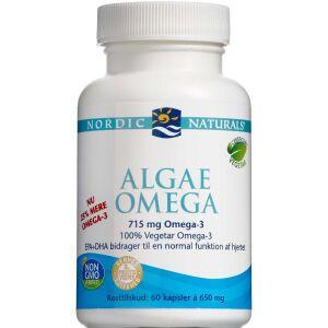 Køb Nordic Neutrals Algae Omega 60 stk. online hos apotekeren.dk