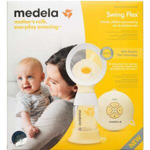 Køb Medela Swing Flex Brystpumpe 1 stk. online hos apotekeren.dk