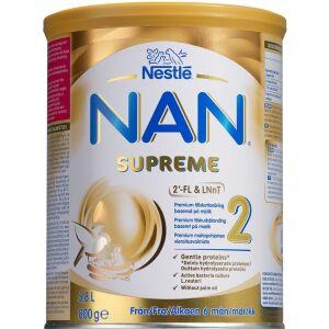 Køb NAN Supreme 2 800g online hos apotekeren.dk