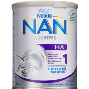 Køb Nan H.A. 1 800g online hos apotekeren.dk