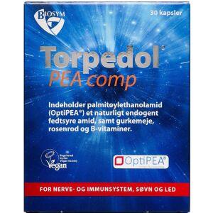 Køb Biosym Torpedol PEA comp. 30 stk. online hos apotekeren.dk