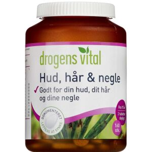 Køb Dorgens Vital Hud, Hår og Negle 160 stk. online hos apotekeren.dk