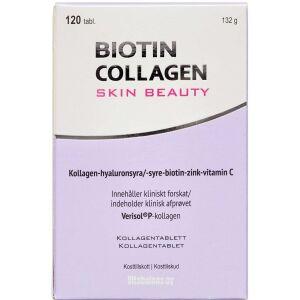 Køb Biotin Collagen 120 stk. online hos apotekeren.dk