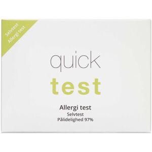 Køb Quicktest Allergi 1 stk. online hos apotekeren.dk