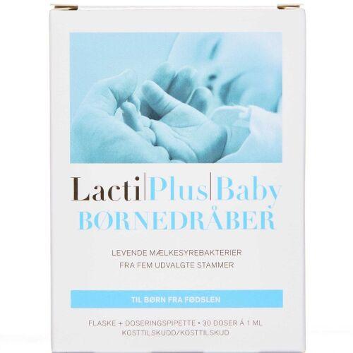 Køb Lacti Plus Baby børnedråber 30 ml. online hos apotekeren.dk