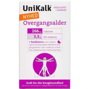 Køb UniKalk Overgangsalder 90 stk. online hos apotekeren.dk