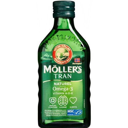 Køb Møllers Tran Neutral 250 ml online hos apotekeren.dk