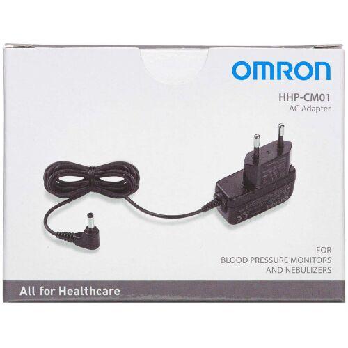Køb Omron 6V adaptor 1 stk. online hos apotekeren.dk